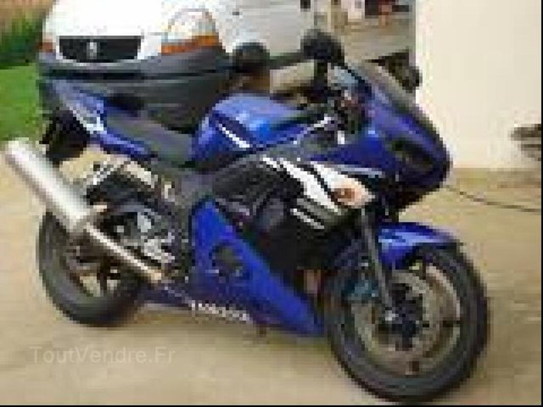 Moto Yamaha YZF 600 R6 93215289