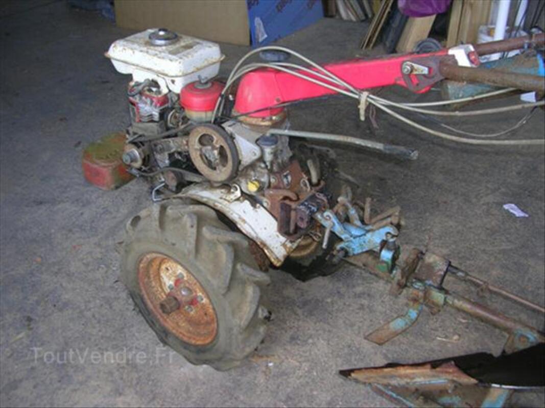 Motoculteur honda F42 64583883