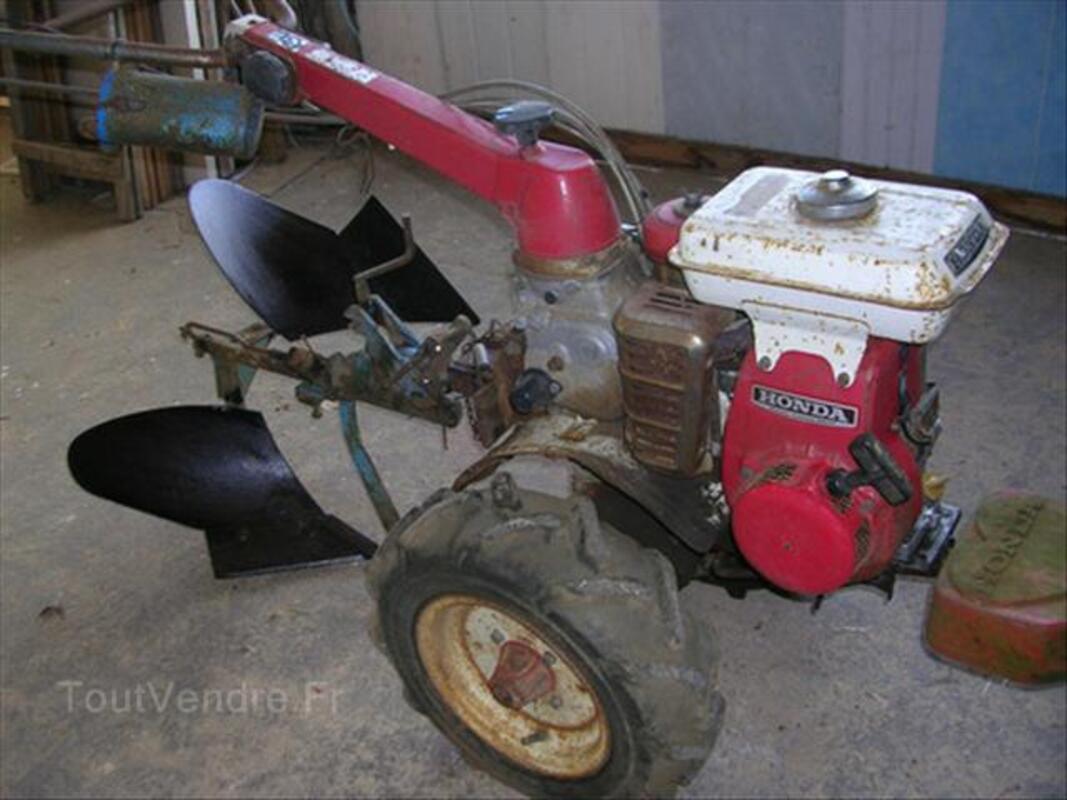 Motoculteur honda F42 64583884