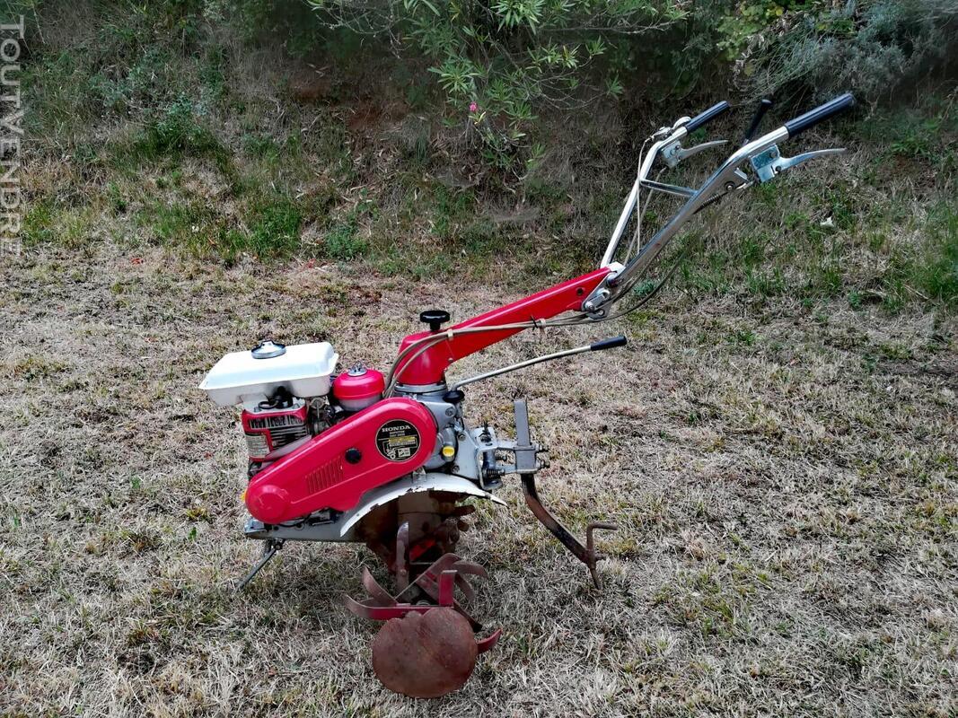 Motoculteur Honda F42 691643343