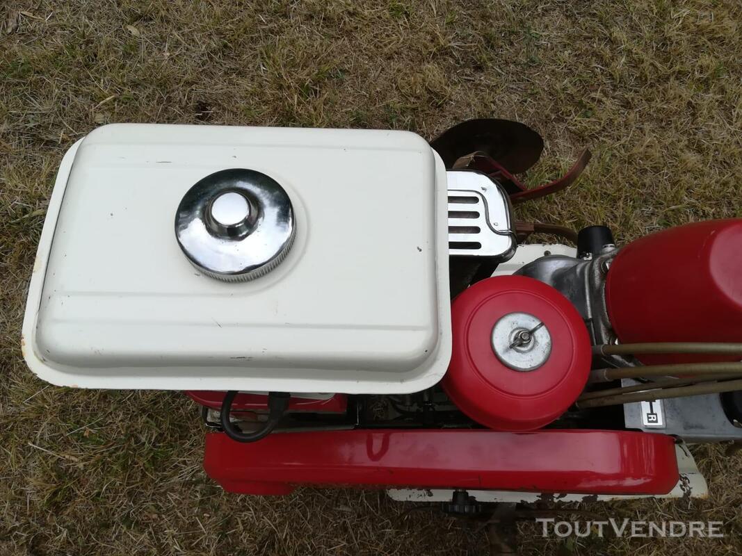 Motoculteur Honda F42 691643346