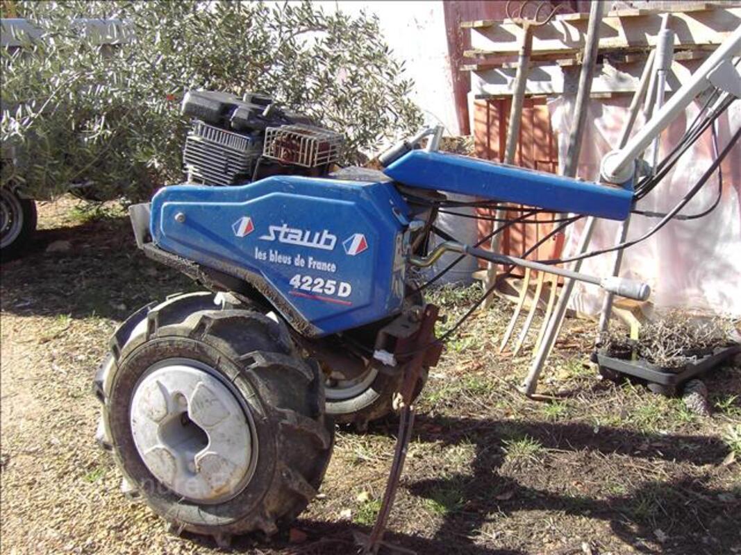 Motoculteur Staub 26213318
