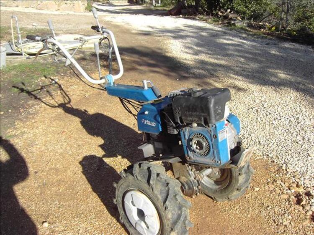 Motoculteur Staub 26213321