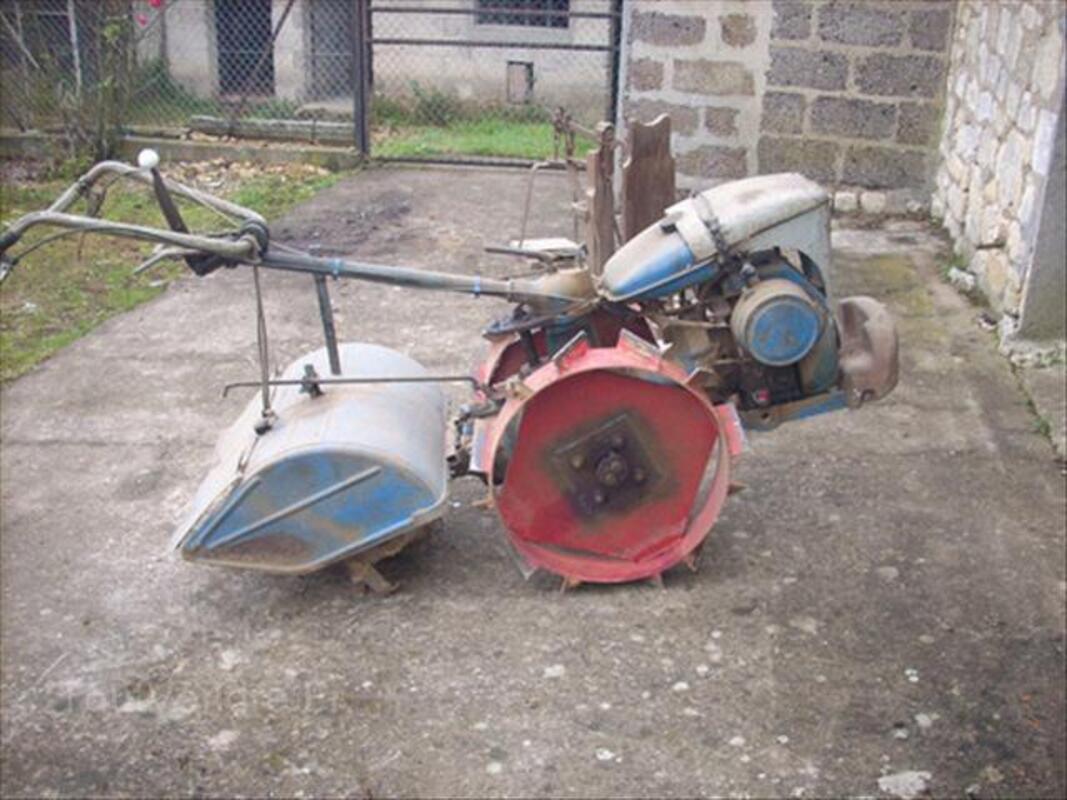 Motoculteur staub 56437653