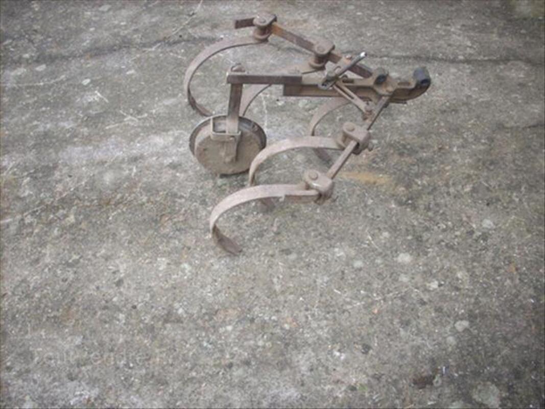 Motoculteur staub 56437655
