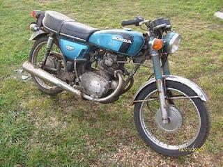 MOTOS 125 CB