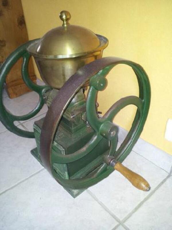 Moulin cafe Peugeot C4 89805160