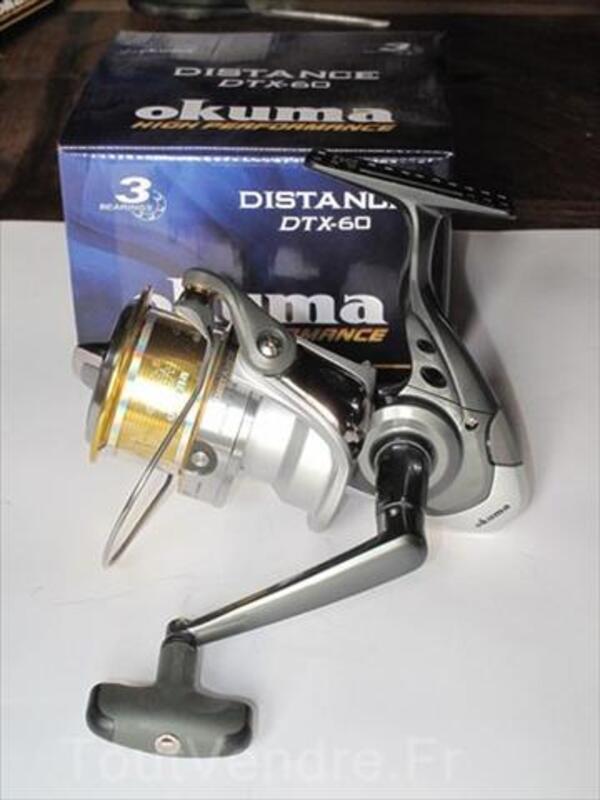 MOULINET OKUMA DISTANCE DTX 60FD 55984022