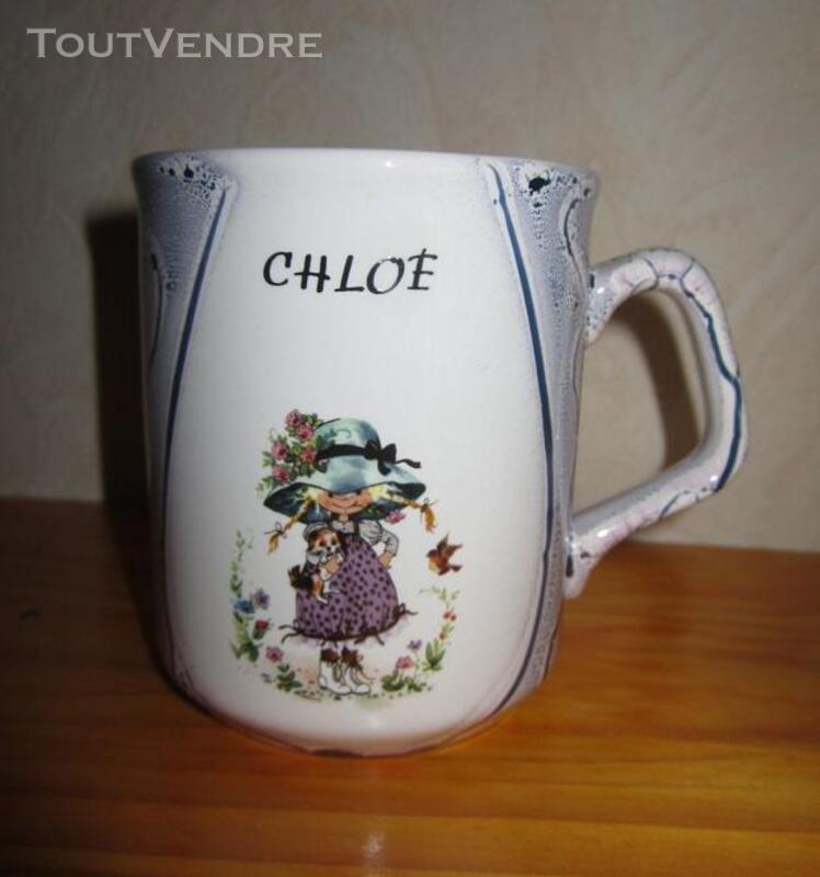 Mug prénom CHLOE 293597950