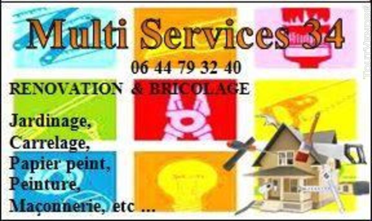 MULTI SERVICES 34 154698552