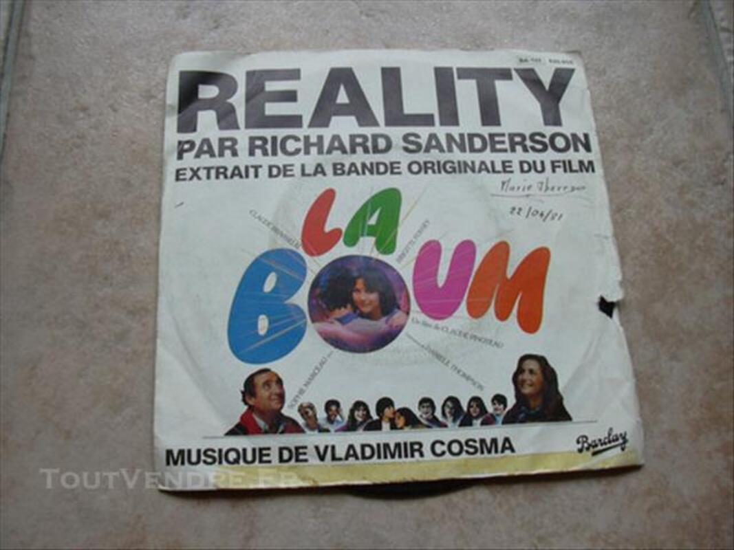 MUSIQUE DE FILMS   45t  vinyle (lot) 77276682