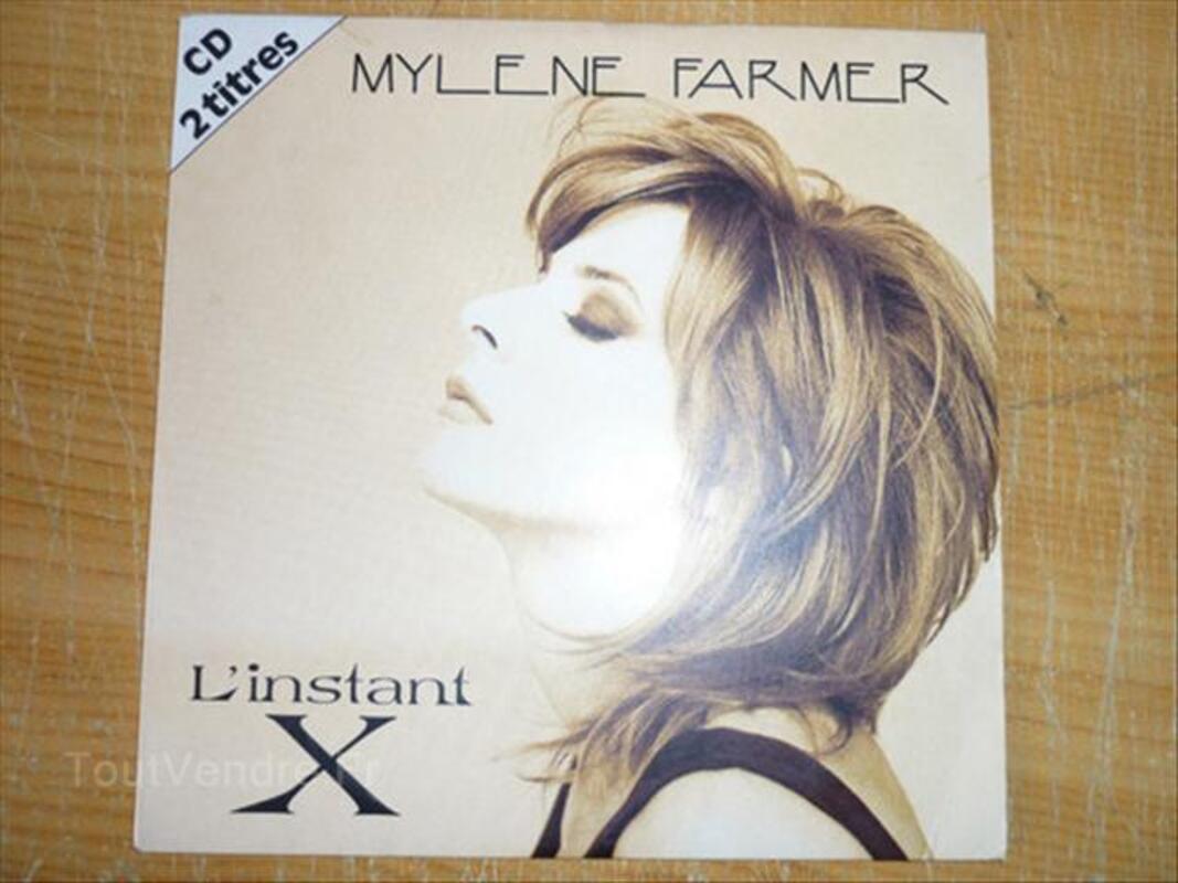 "Mylene Farmer Cd Single ""L'instant X"" 56033040"