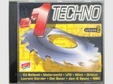 N 1 Techno Vol 2 de Compilation CD