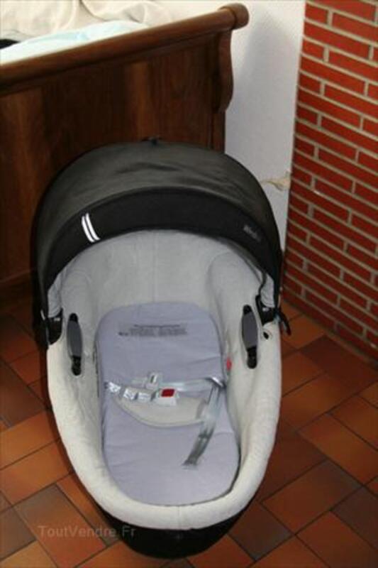 Nacelle Windoo + Kit Auto de Bébé Confort 55839414