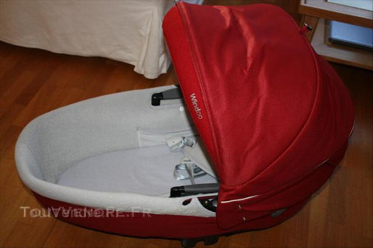 Nacelle window loola up rouge et accessoires 45555361