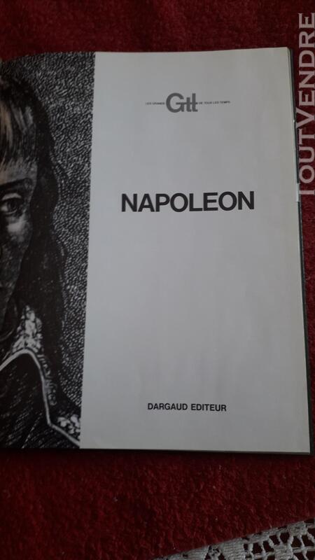 NAPOLÉON LES GRANDS DE TOUS LES TEMPS 700 655280259