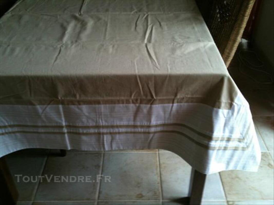 """Nappe avec serviettes """"comptoir de famille"""" 84566073"""