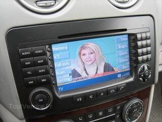 Navigation autoradio dvd gps aux tv pour mercedes ML GL