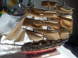 "Navire espagnol ""BERGANTIN"""