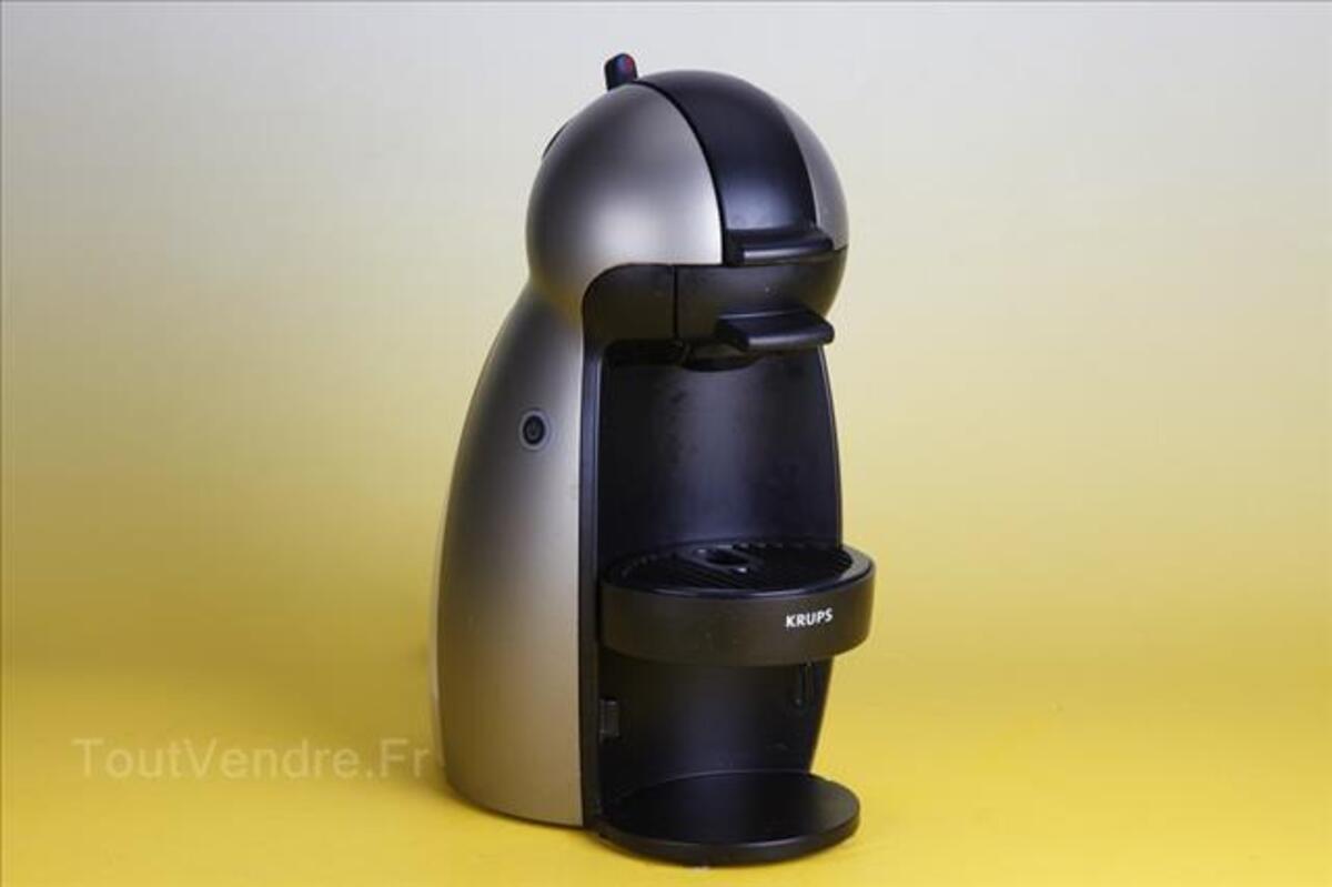Nescafé Dolce Gusto Piccolo Krups - YY1730FD Titanium KP1009 106401881