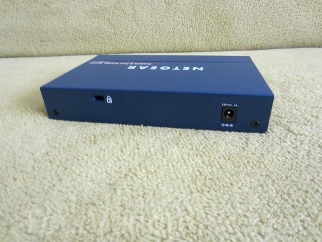 Netgear ProSafe 8-port Gigabit 10/100/1000 Mbps - GS108 72556039