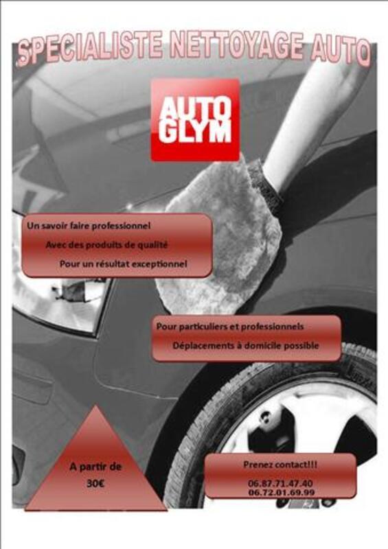 Nettoyage auto professionnel 35520177