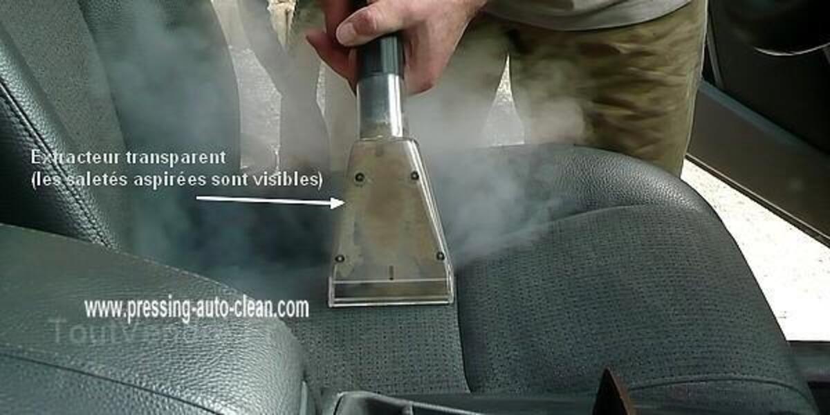 Nettoyage complet et désinfection d'intérieur de véhicule 6565347