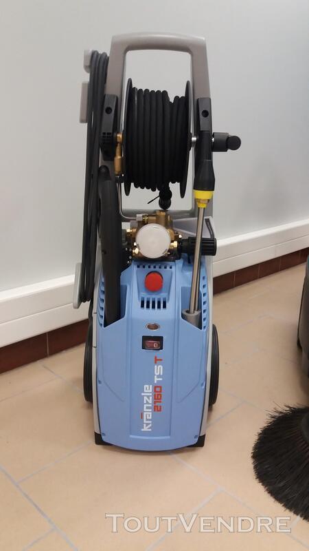 Nettoyeur haute-pression Kranzle 1152 TST 260116078