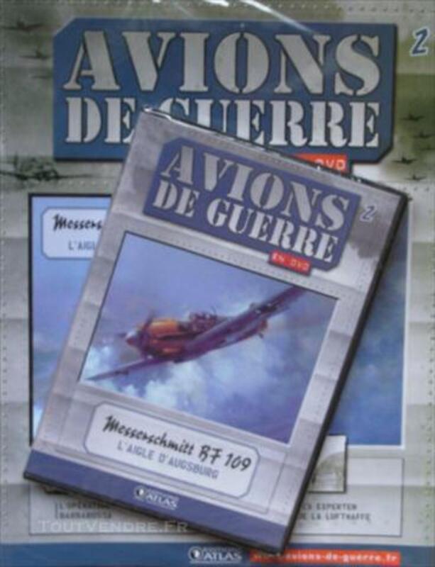 NEUF emballé - DVD warbird Messerschmitt Bf 109 76727412