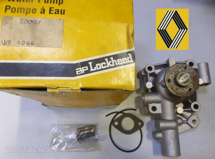 Neuf Pompe à eau RENAULT TRAFIC MASTER IVECO DAILY DUCATO OM 288650471