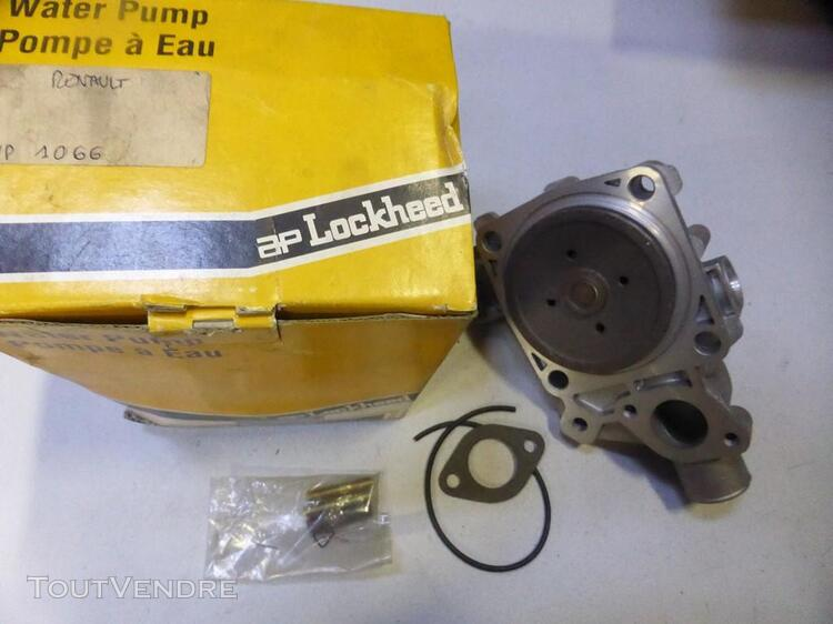 Neuf Pompe à eau RENAULT TRAFIC MASTER IVECO DAILY DUCATO OM 288650474