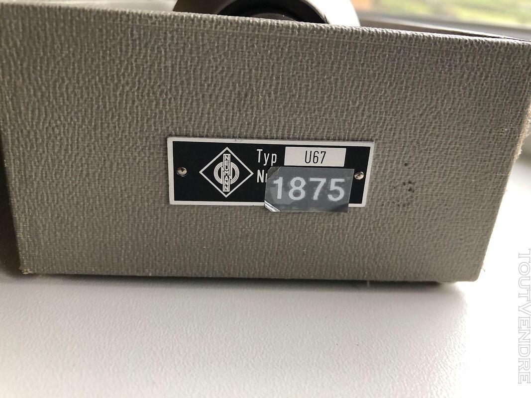 Neumann U67 année 1961 333199739