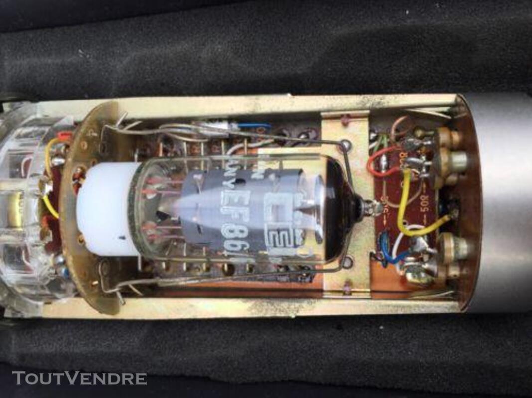 Neumann U67 avec pivotant support, câble et original aliment 338306188