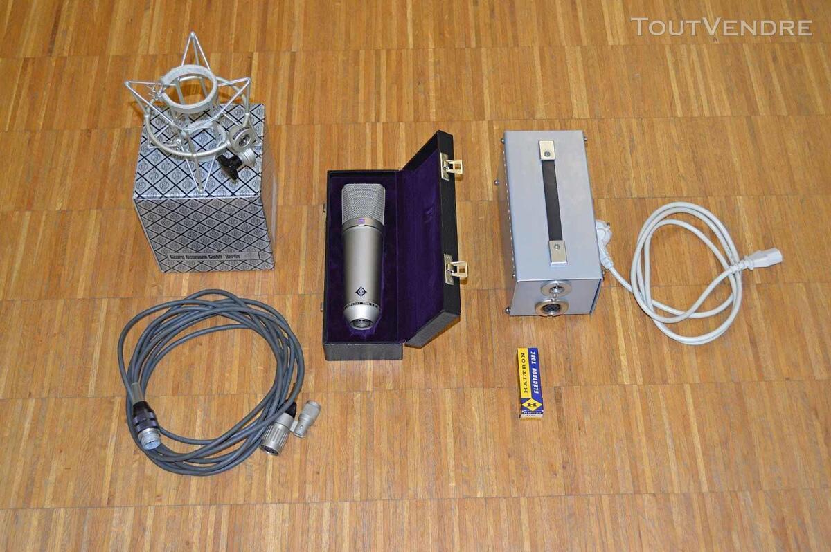 Neumann U67 Tube Microphon 221443496