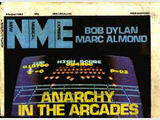 New Musical Express NME August 6 1983 Anarchy