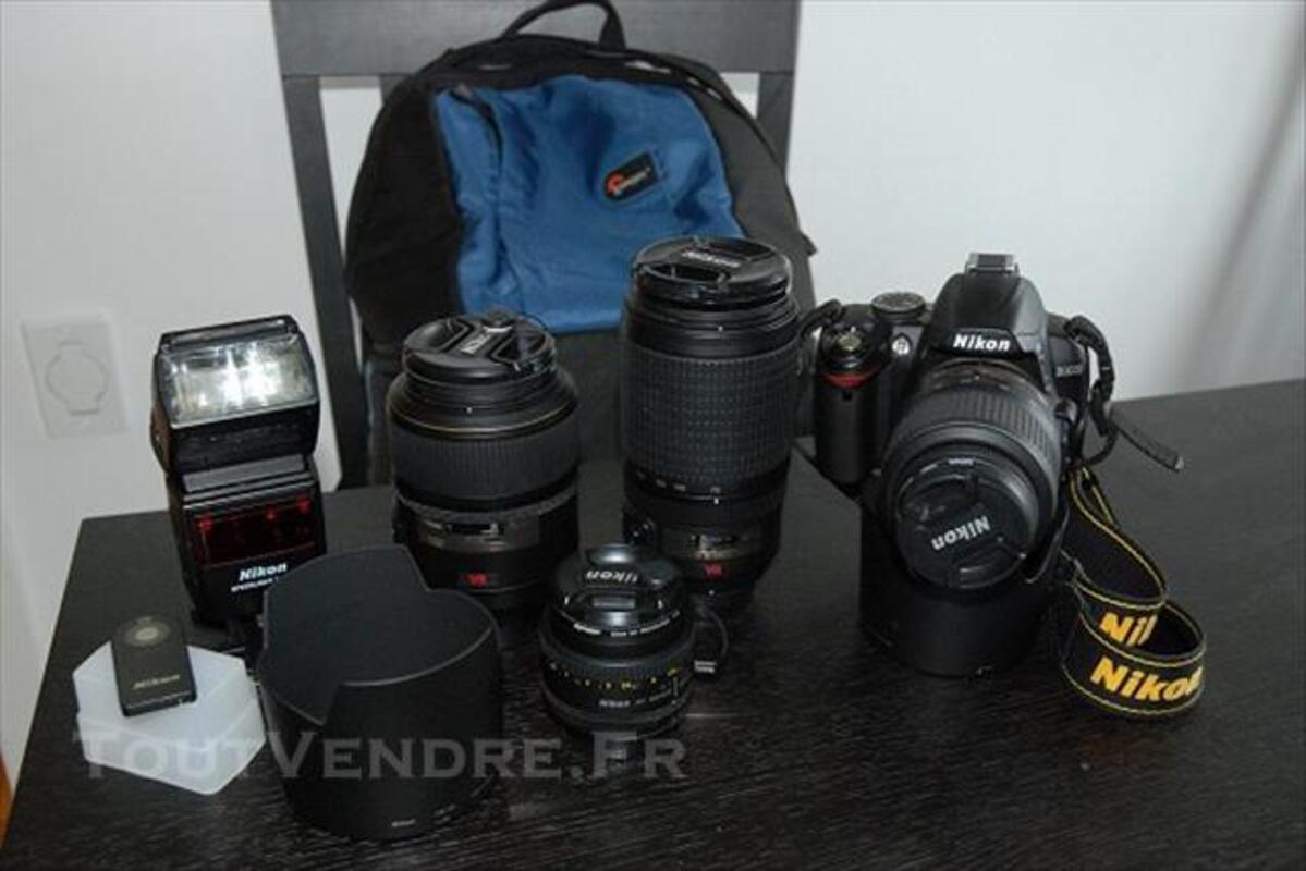 Nikon D 3000+ Divers articles 79798801