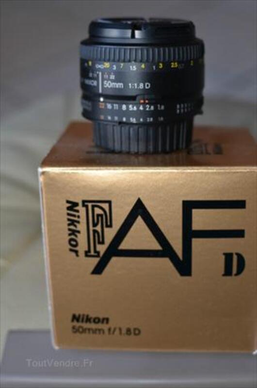 NIKON NIKKOR AF-D 50mm/1,8 54542427
