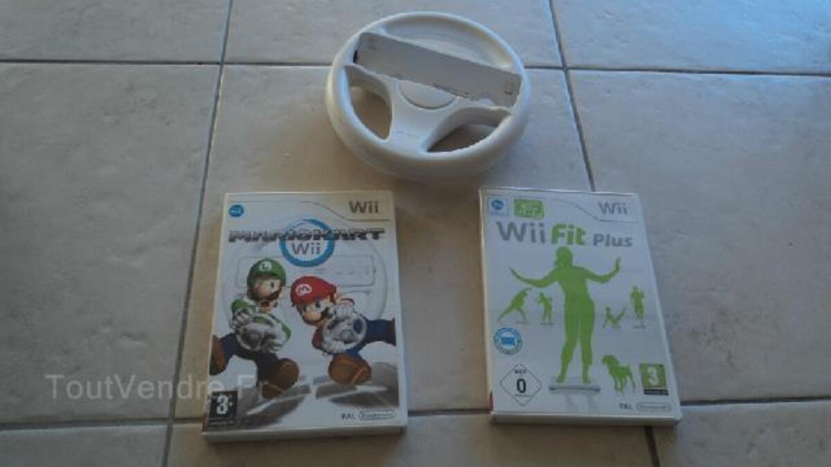 Nintendo Wii + jeux 97142739