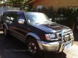 Nissan 4x4 pick up d cab