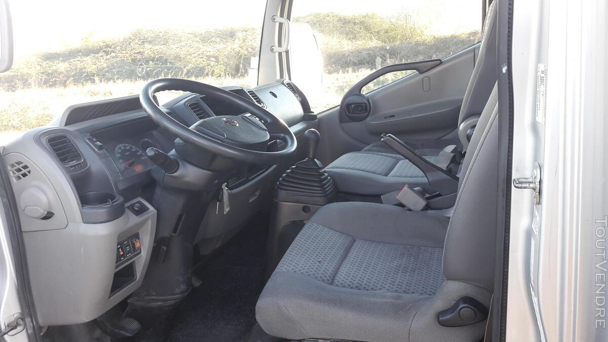 Nissan Cabstar frigorifique 158794520