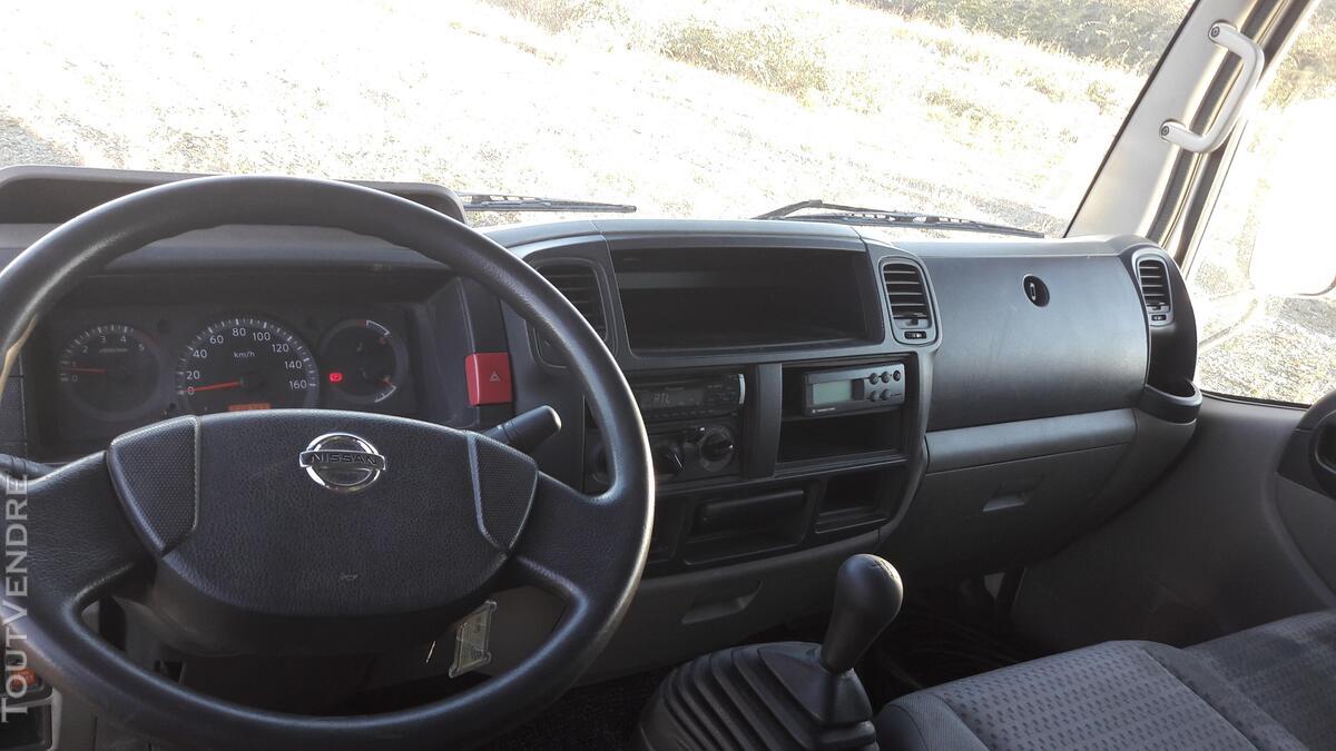 Nissan Cabstar frigorifique 158794523