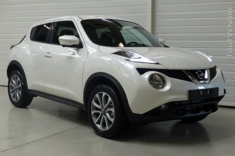 NISSAN JUKE 1.5 DCI 110 FAP START/STOP SYSTEM CONNECT EDITIO 107349446