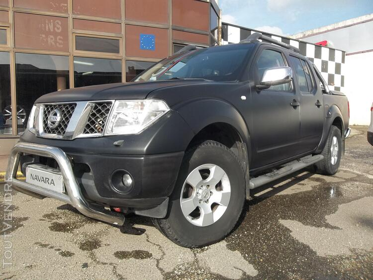 NISSAN NAVARRA PICK UP KING CAB SE 4X4 193670269