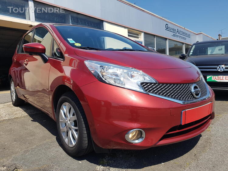 NISSAN NOTE II CONNECT EDITION 381827904