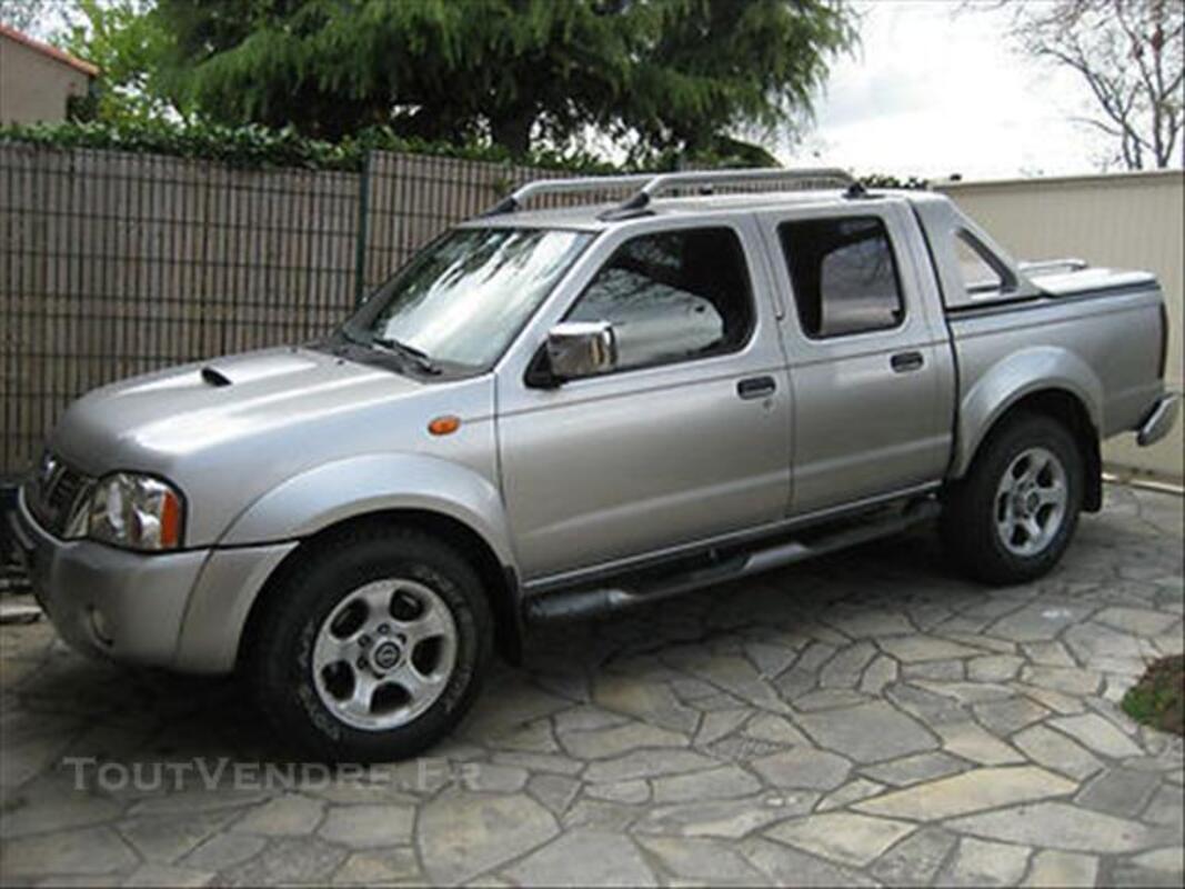 Nissan pick-up navarra ultimate 2003 76141136