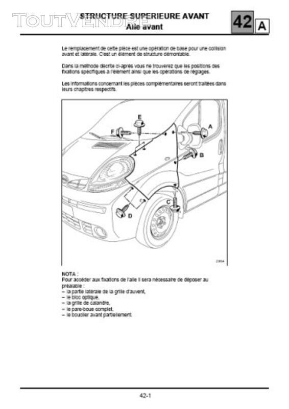 Nissan Primastar DCI  X83 - Fr. 124418692