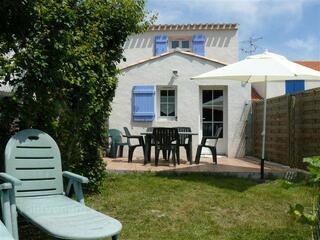 Noirmoutier - Mer -maison de 3 pièces  299/349 € par semaine