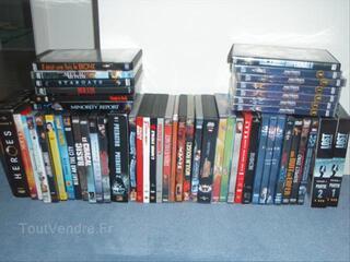 Nombreux films DVD dont des Coffrets à l'unité OU Lot