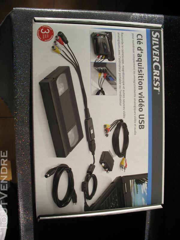 Numériser avec clé d'acquisition Silvercrest USB 265185785
