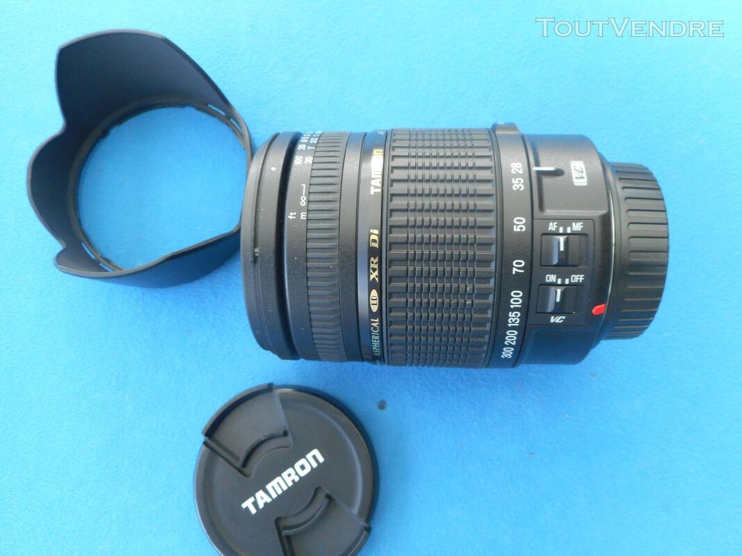 Objectif Tamron Aspherical MACRO Monture Canon EF 614266240